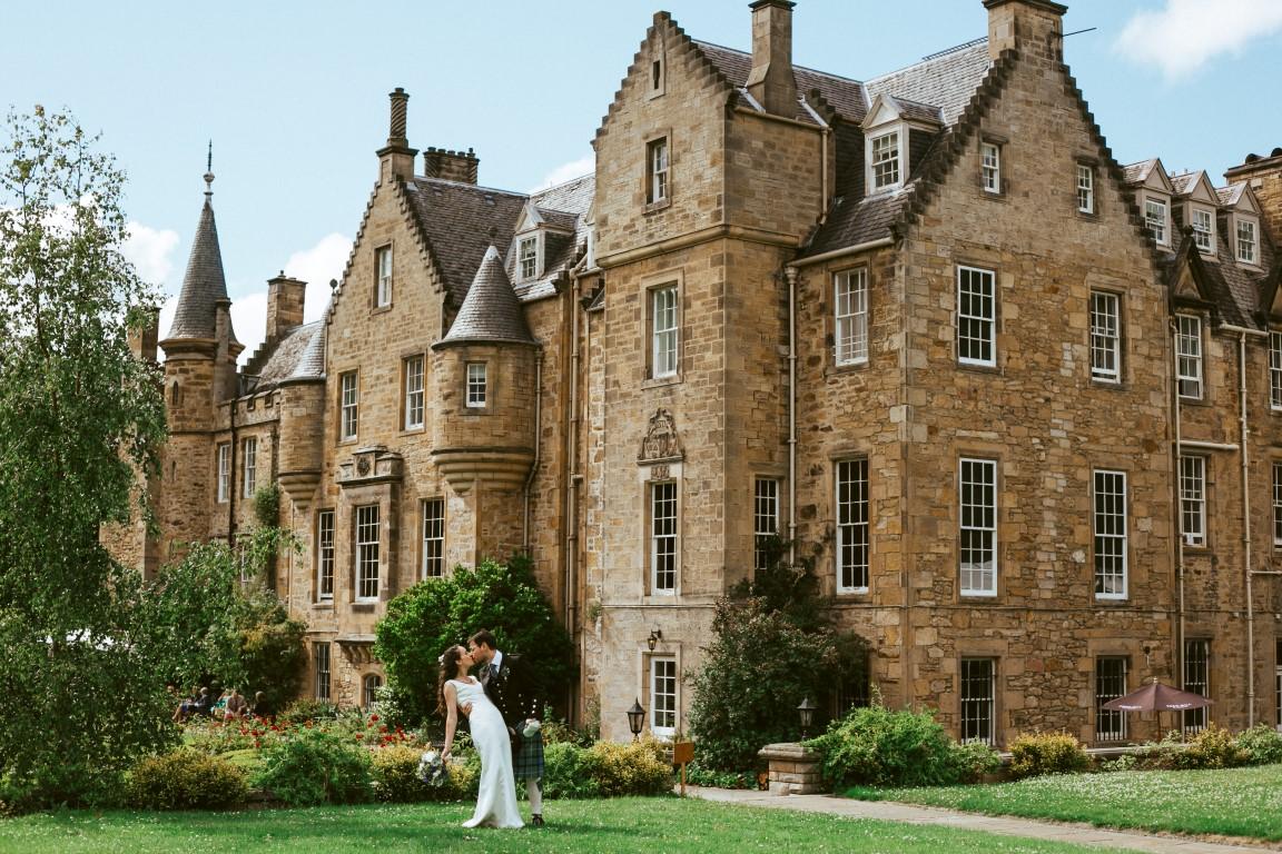 Γάμος στο Εδιμβούργο
